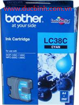 Mực in Brother Black Cartridge DCP-145C , DCP-165C , MFC-250C , MFC-290C