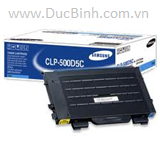 Mực in Samsung Toner for Printer CLP-500 , 500N , 550 , 550N Cyan