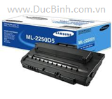 Mực in samsung Toner for Printer ML - 2250 , 2251N , 2251NP , 2252W