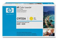 Mực in HP Yellow Toner Cartridge for CLJ 4600 và 4650