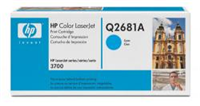 Cartrigde Mực in HP Cyan Toner Cartridge for CLJ 3700
