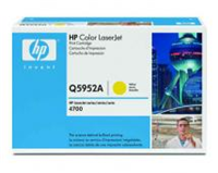 Mực in HP Yellow Toner Cartridge for CLJ 4700-4730
