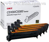 Drum Unit Yelow cho máy in OKI C5100 , C5200n , C5300 , C5400n