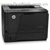 Máy in HP LaserJet Pro 400 - M401N In , Network