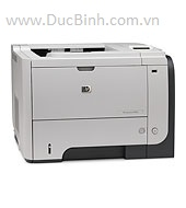 Máy in HP LaserJet Enterprise P3015d Printer mã CE526A