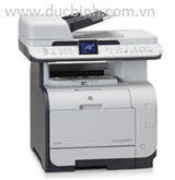 Máy in HP Color LaserJet CM2320nf Multifunction Printer mã CC436A