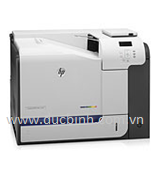 Máy in laser màu HP LaserJet Enterprise 500 color Printer M551dn