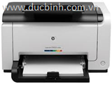Máy in HP LaserJet Pro CP1025 Color Printer series mã CE914A