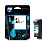 Mực in HP 45 Black ink cho máy in DJ 720 830 870cxi 880c 930c 970cxi 990cxi 1120c
