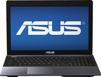 Laptop Asus K55VD-SX023 Black