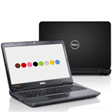 Laptop Dell Inspiron 13R N3010 - Black/Red T560349VN