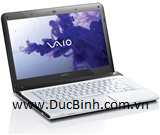 Laptop Sony Vaio SVE14126CX-W-P